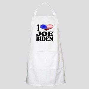 I Love Joe Biden BBQ Apron